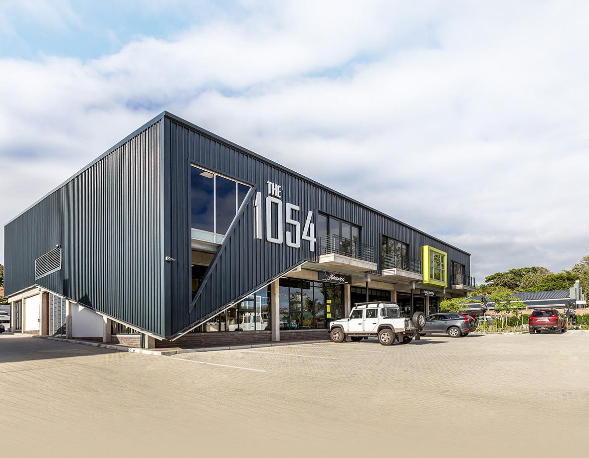 Metal Building Port Elizabeth - Safintra